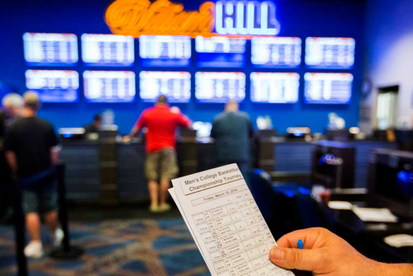 William Hill promo code for casino club.