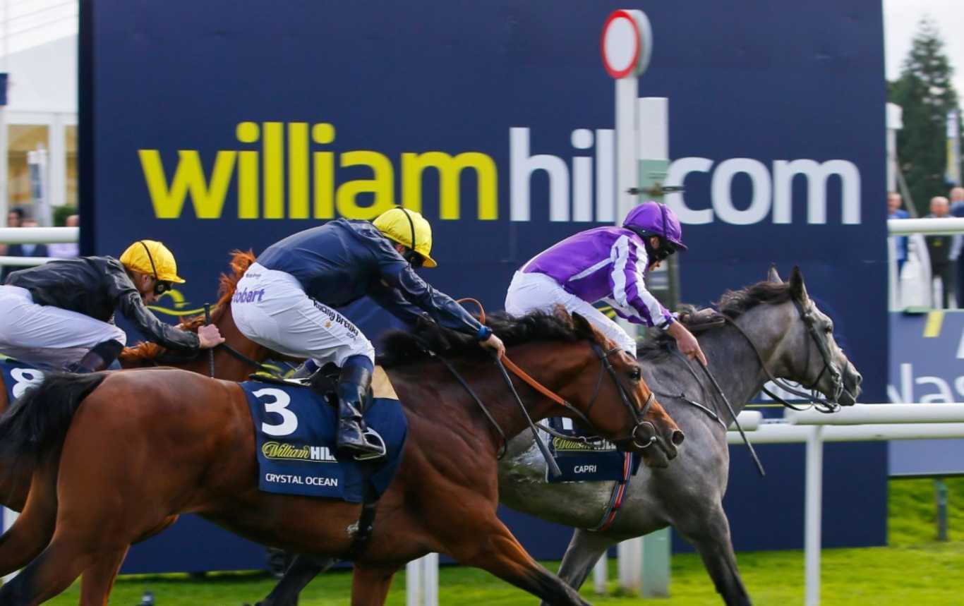 William Hill: live sports betting.